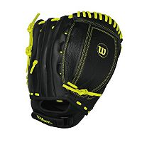 Wilson A500 11.5-in. Right Hand Throw Fast Pitch Softball Glove - Youth