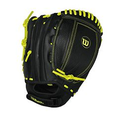 Wilson A500 11.5 in Right Hand Throw Fast Pitch Softball Glove - Youth