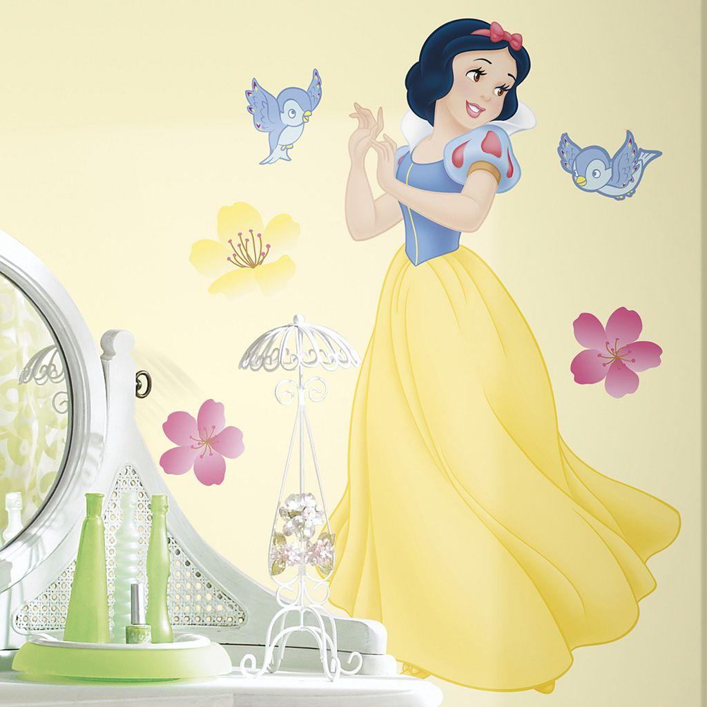 Disney Princess Snow White Peel & Stick Wall Stickers