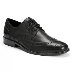 Nunn Bush Nelson Men's Wingtip Oxford Dress Shoes