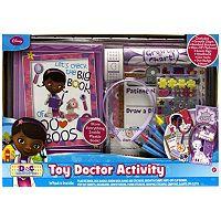 Disney Doc McStuffins Toy Doctor Activity Set