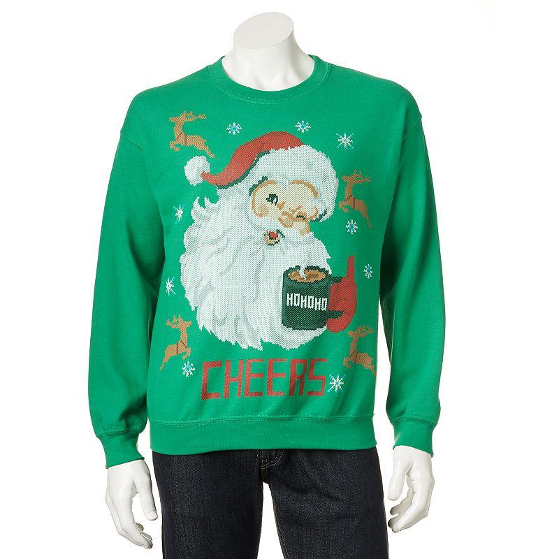 Kohl Ugly Christmas Sweaters.Kohls Christmas Sweaters Men Second Hand Ebay