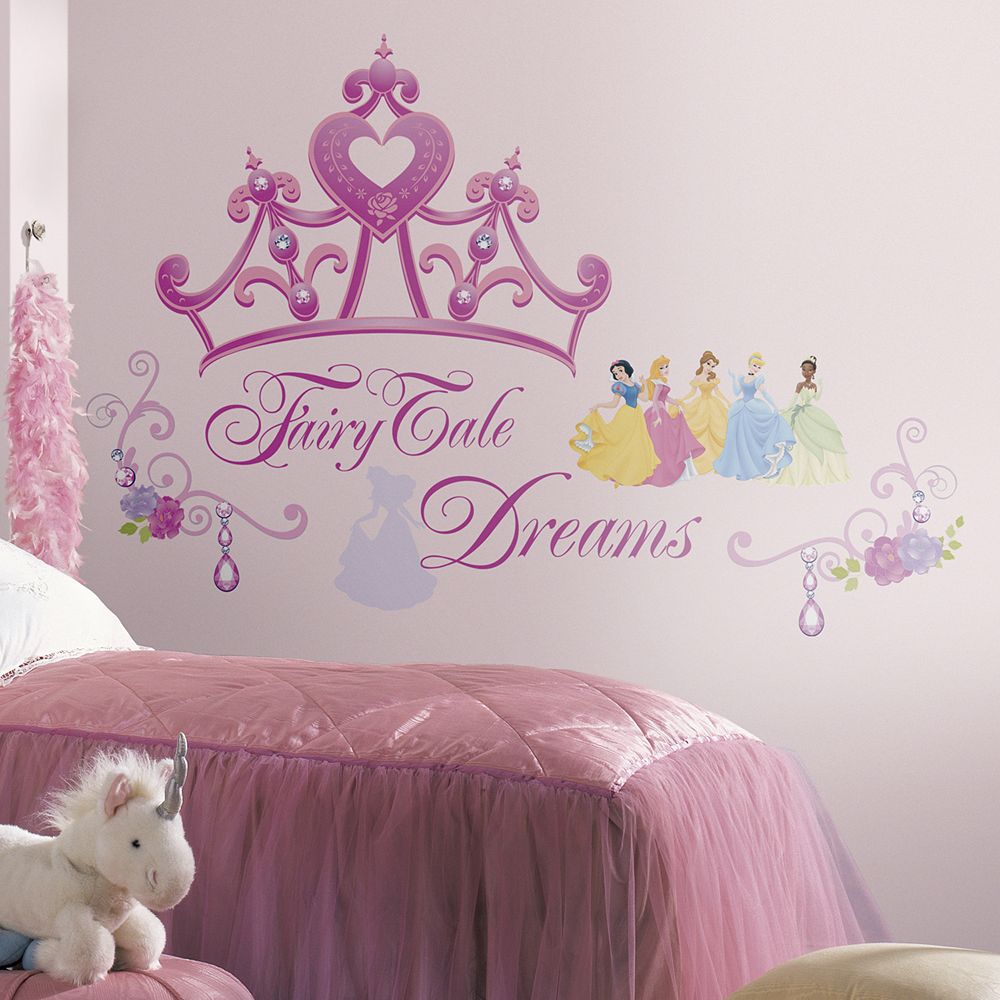 Nursery Wall Décor Princess Rapunzel