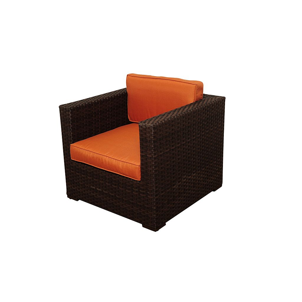 Atlantic Venetian 2-pc. Arm Chair Set - Outdoor