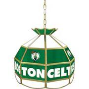 Boston Celtics 16' Tiffany-Style Lamp
