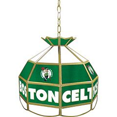Boston Celtics 16' Tiffany-Style Lamp