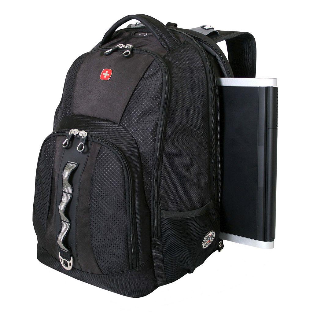 Swiss Gear ScanSmart 15-in. Extension Laptop Backpack
