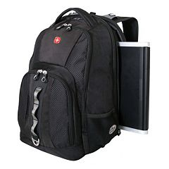 Swiss Gear ScanSmart 15 in Extension Laptop Backpack