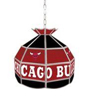 Chicago Bulls 16' Tiffany-Style Lamp