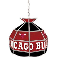 Chicago Bulls 16' Tiffany-Style Lamp