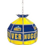 "Denver Nuggets 16"" Tiffany-Style Lamp"