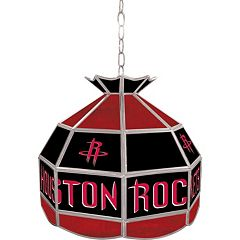 Houston Rockets 16' Tiffany-Style Lamp