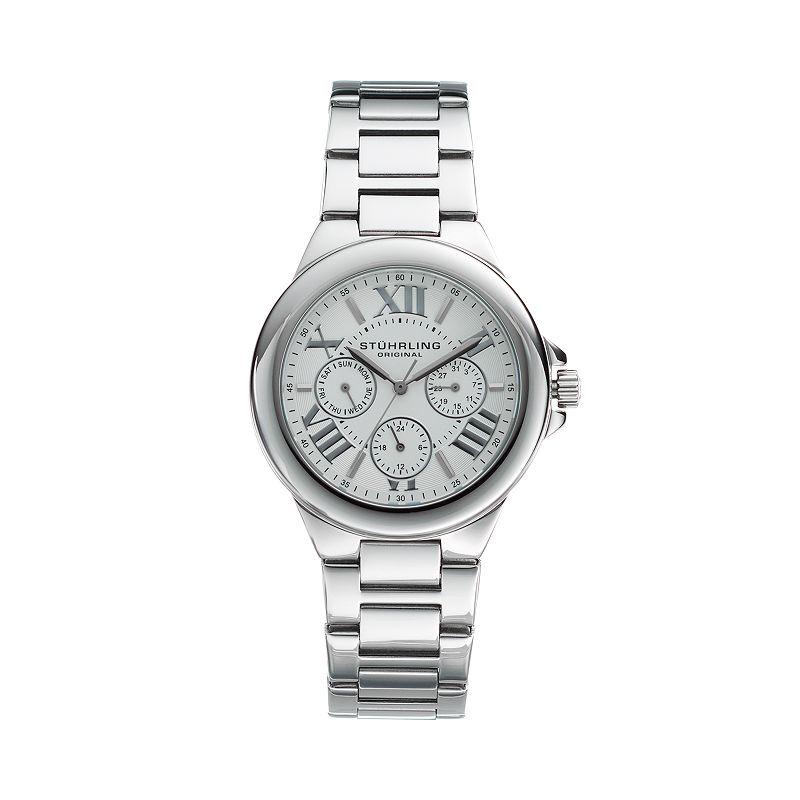 Stuhrling Original Women's Lady Pontiff Watch (Grey)