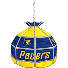 Indiana Pacers 16' Tiffany-Style Lamp