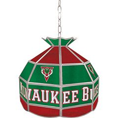 Milwaukee Bucks 16' Tiffany-Style Lamp