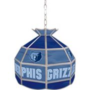 Memphis Grizzlies 16' Tiffany-Style Lamp