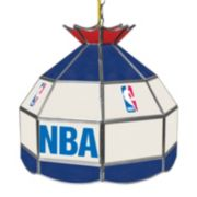 "NBA 16"" Tiffany-Style Lamp"