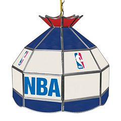 NBA 16' Tiffany-Style Lamp