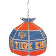 New York Knicks 16' Tiffany-Style Lamp