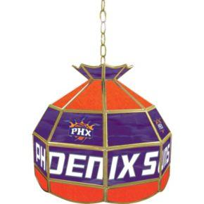 "Phoenix Suns 16"" Tiffany-Style Lamp"