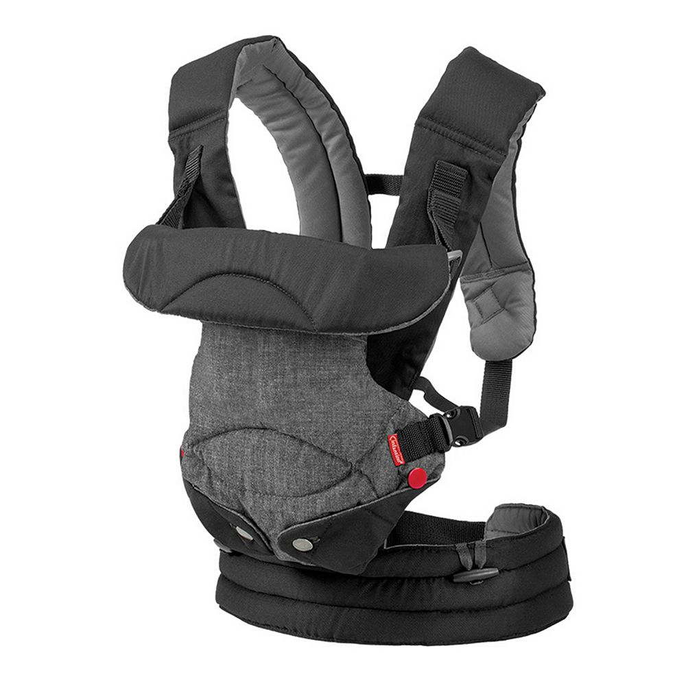 d5c4db8ce97 Infantino Fusion 4-in-1 Convertible Baby Carrier