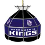 "Sacramento Kings 16"" Tiffany-Style Lamp"