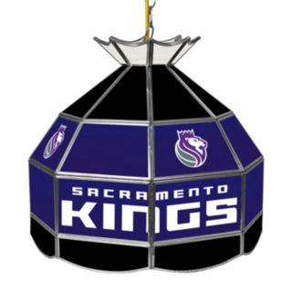 "Sacramento Kings 16"" Tiffany-Style Lamp"