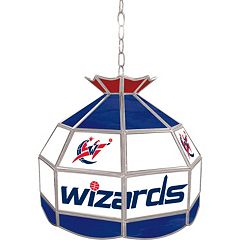 Washington Wizards 16' Tiffany-Style Lamp