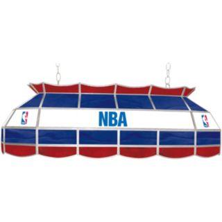 "NBA 40"" Tiffany-Style Lamp"