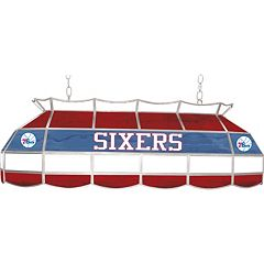 Philadelphia 76ers 40' Tiffany-Style Lamp