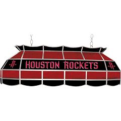 Houston Rockets 40' Tiffany-Style Lamp