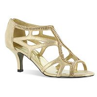 Easy Street Flattery Women's Evening Dress Heels