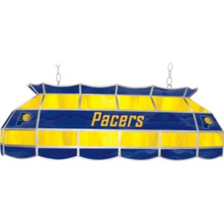 """Indiana Pacers 40"""" Tiffany-Style Lamp"""