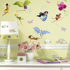 Disney Fairies Peel & Stick Wall Stickers