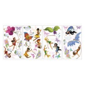 Disney Fairies Peel & Stick Wall Stickers
