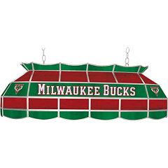 Milwaukee Bucks 40' Tiffany-Style Lamp