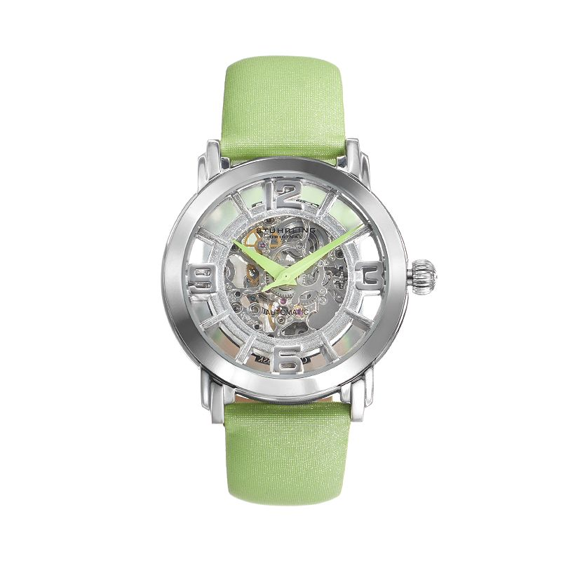 St? hrling Original Watch - Women's Lady Winchester Mechanical Skeleton