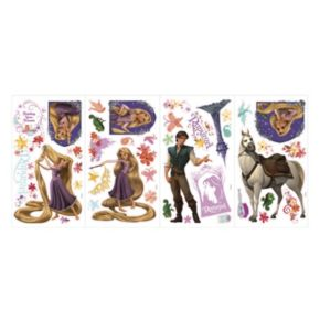 Disney Tangled Rapunzel Collage Peel & Stick Wall Stickers