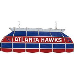 Atlanta Hawks 40' Tiffany-Style Lamp