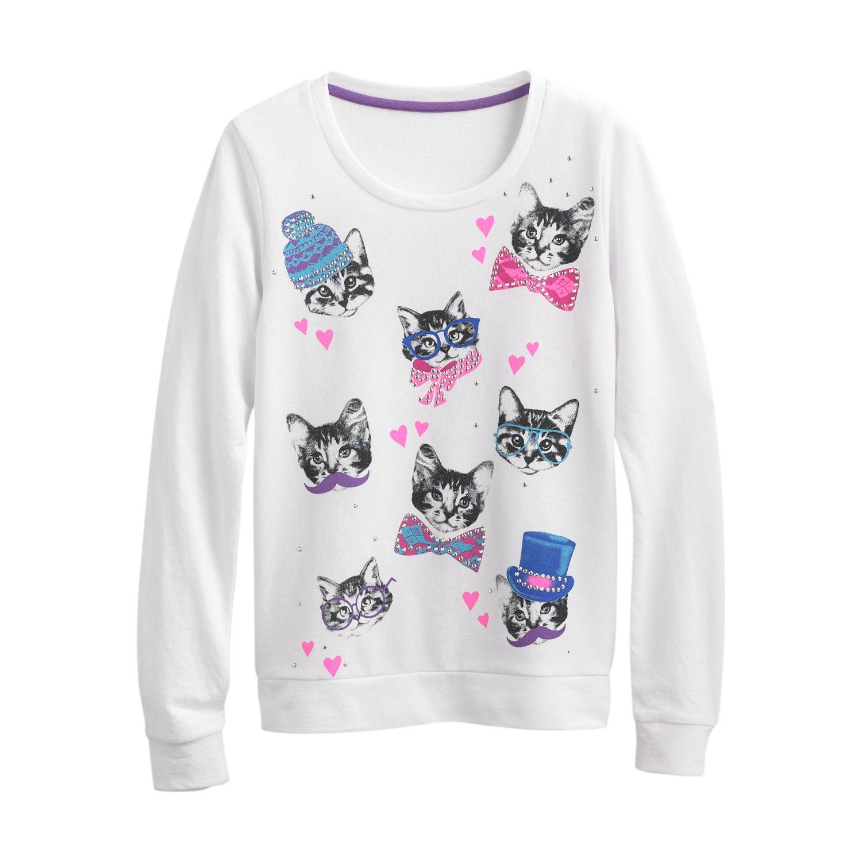 bd4451d48c0 Best Buy Cheap SOreg  Kitty Top - Girls  Plus - pskkeedress