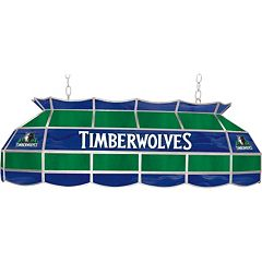 Minnesota Timberwolves 40' Tiffany-Style Lamp