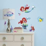 Disney The Little Mermaid Peel & Stick Wall Stickers