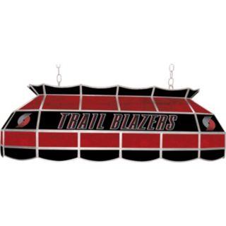 "Portland Trail Blazers 40"" Tiffany-Style Lamp"