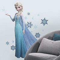 Disney Frozen Elsa Peel & Stick Wall Stickers