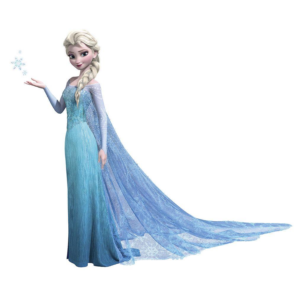 Disney Frozen Elsa Peel & Stick Wall Stickers