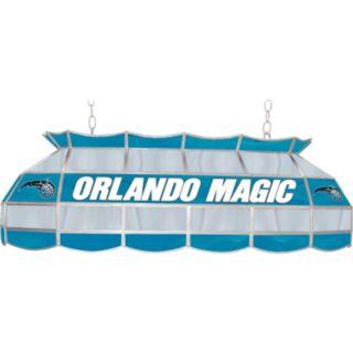 "Orlando Magic 40"" Tiffany-Style Lamp"