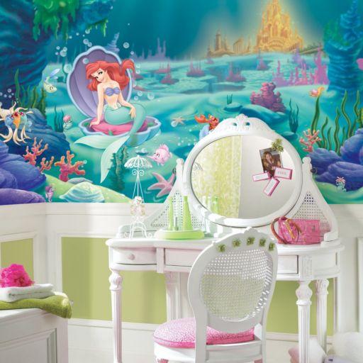 Disney The Little Mermaid Wallpaper Mural