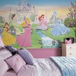 Disney Dancing Princess Wallpaper Mural