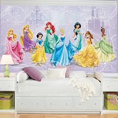 Disney Princess Royal Debut Wallpaper Mural