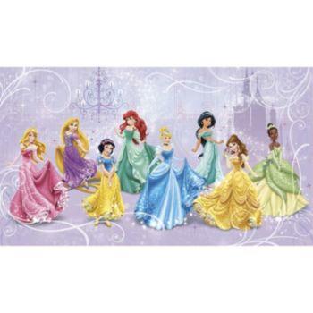 Disney Princess Royal Debut Wallpaper Mural
